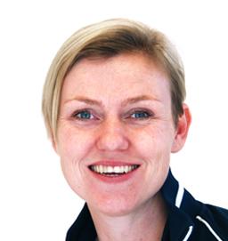 sport fysiotherapeut Ellen van den Brink