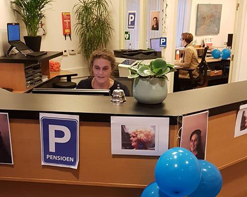 anneke met pensioen Arcus Fysiotherapie Zutphen