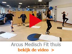 Arcus Fysiotherapie thuisvideo ontspannen en buikspieren