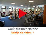 video work-out Martine Arcus Zutphen
