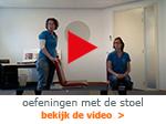 oefeningen met de stoel Arcus Zutphen