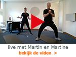 live video Arcus fysiotherapie Zutphen