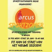 Arcus Sportzoemer