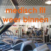 medisch fit weer binnnen Arcus Fysiotherapie Zutphen