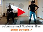 thuisvideo met Maaike en Ellen